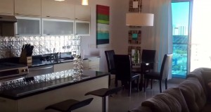 condo unit inside newport lofts in las vegas nv